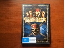 Pirates Of The Caribbean: Curse of The Black Pearl DVD
