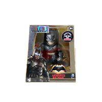 JADA TOYS FIGURE BATMAN VS SUPERMAN ARMORED ARMOURED BATMAN 4 INCHES BLACK 97670