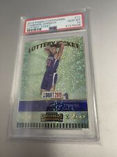 Cameron Johnson 2019-20 Contenders NBA Lottery Ticket RC Suns Rookie #11 PSA 10