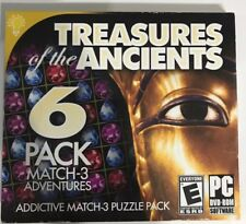 PC Game On Hand Treasures of the Ancients New Free Shipping