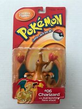 NEW Pokemon Combat Figures #06 Charizard with Dual Launching Flame Attack Hasbro