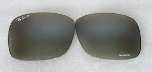New Ray-Ban RB4264CH Polarized SILVER Mirror Chromance Replacement lenses 58mm