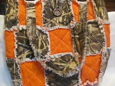 New Realtree Max 4 and Hunter Orange Inspired Purse Shoulder Bag Tote Hand Bag