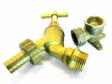 Brass Outside Garden Tap (Brass) Watering  GD138