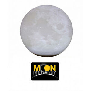 Globe Lune MOONFLIGHT 3D lumineux 10cm (accessoire)