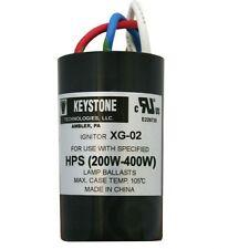 Keystone XG-02 High Pressure Sodium HPS 200W-400W Ignitor 22286