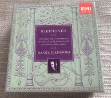 EMI 5729122 (10) BARENBOIM ~ BEETHOVEN ~ THE COMPLETE PIANO SONATAS