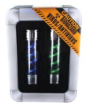 "Resident Evil 6"" T-Virus/G-Vaccine Prop Replica Set with Case"
