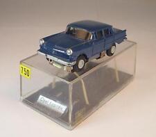 Slot Car Faller AMS Nr. 4802 Opel Kapitän blau Blockmotor OVP #984