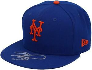 Mike Piazza New York Mets Autographed New Era Cap Fanatics Authentic Certified