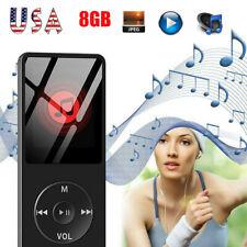 8Gb Portable Mp3 Sport HiFi Music Media Video Player Mp4 Fm Radio Recorder Usa