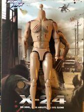 SooSoo Toys X-24 Wolverine Logan Muscle Battle Damaged Body loose 1/6th scale