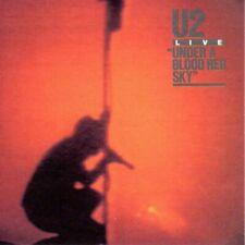 U2 - LIVE UNDER A BLOOD RED SKY 1997 UK CD