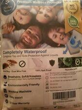 Twin Size Premium Hypoallergenic Waterproof Mattress Protector -Mother Nurture