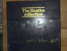 The Beatles UK BC13 Blue Box Set Of LP's 1978-Mint- SEALED- BRAND NEW Ultra Rare