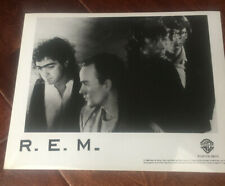 Rem R.E.M. Michael Stipe Black and White Promo Photo 8 x 10