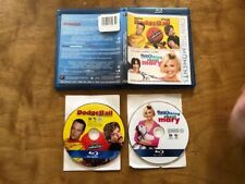 Dodgeball & There's Something About Mary Blu ray*20th Century Fox*Classics*