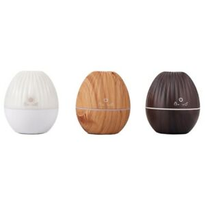 Usb Air Humidifier Olive Shape Aroma Essential Oil Diffuser Cool Mist with C8V4