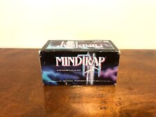 Vintage 1991 MINDTRAP - Game That Will Challenge the Way You Think! - Good USED