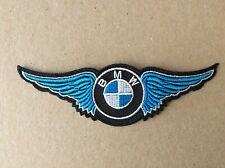 A601 PATCH ECUSSON BMW AILE BLEUE - 14*4,5CM