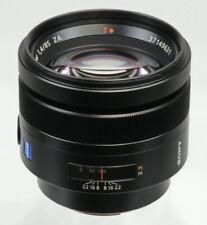 Obiettivi fissi marca Sony per fotografia e video Tipo Teleobiettivi 85-180 mm
