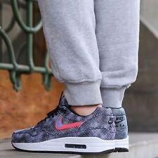 Nike Air Max 1 FB QS Shine Through Collection 744491-001 Mens Sz 7.5