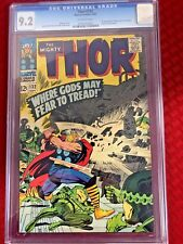 Thor 132 (CGC Graded) - 1st appearance of Ego.