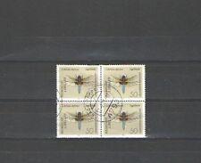 Q3310 - GERMANIA - 1991 - QUARTINA USATA - VEDI FOTO