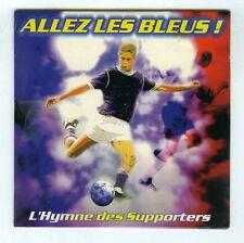 CD SINGLE (NEUF) FOOTBALL ALLEZ LES BLEUS