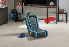 New X-Rocker Geist Officially Licensed PlayStation Gaming Chair-GB34.