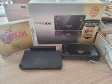 Zelda 25th Anniversary Special Limited Edition Nintendo 3DS System Console!!!!