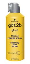 Schwarzkopf Got2B Glued Blasting Freeze Spray 12 oz