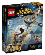 LEGO 76075  Super Heroes Wonder Woman Warrior Battle (New Sealed)