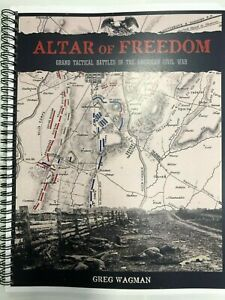 ALTAR OF FREEDOM - GRAND TACTICAL BATTLES FOR AMERICAN CIVIL WAR