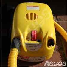 12V Electric Air Pump For Avon Achilles Mercury Zodiac & Inflatable Boats AQS