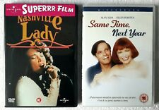Nashville Lady DVD + Same Time Next Year DVD