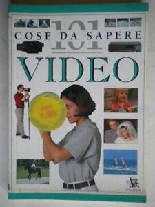 VideoLewis RolandCalderini101 cose da saperevideocamera illustrato com nuovo