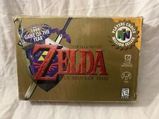 Legend of Zelda: Ocarina of Time (Nintendo 64 N64, 1998) CIB w/ Factory Seal
