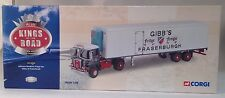 Corgi CC12503 Gibbs of Fraserburgh Atkinson borderer Fridge Van ~NEW~