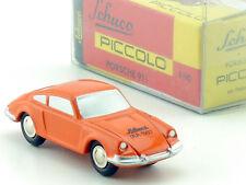 Schuco 77164 50134001 Piccolo Porsche 911 IAA 1997 SoMo 1:90 OVP SG 1601-02-92