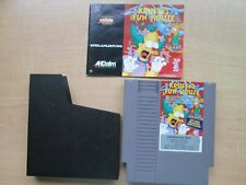Nintendo NES - Krusty's Fun House