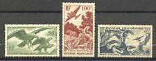 FRENCH GUIANA/GUYANE 1947 -Fauna-Birds -Vögel -Oiseaux -Uccelli- Ptaki- MNH/**