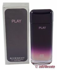 Givenchy Play Intense 2.5oz/75ml Edp Spray For Women New In Box