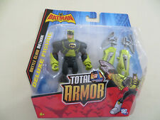 BATTLE CLAW BATMAN THE BRAVE AND THE BOLD TOTAL ARMOR  DELUXE FIGURE MATTEL 2010
