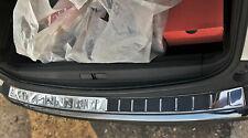 Protector paragolpes para Peugeot 3008 II desde 10/2016 acero cromado