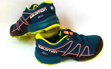 Chaussures de Trail Salomon Speedcross CSWP Junior Moroccan Blue