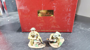 Britains BOXED No 23073 1:30 WWI Move Up 1916 17 British Infantry