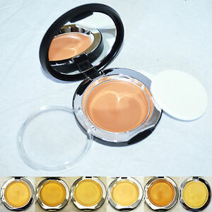 Touch Minerals Cream Foundation Womens Makeup Font de Teint Beauty Fashion