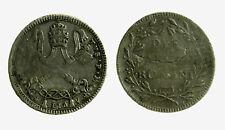 pcc2126_15) St Pontificio  Pio VI (1775-1799) - 2 Carlini  A VII Senza Millesimo