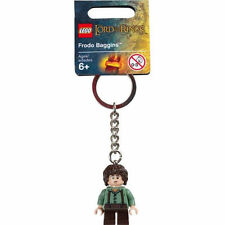"""LEGO 850674 The Lord of the rings Frodo Baggins Key Chain """"Rare"""" """"Brand new"""""""
